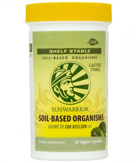 Sunwarrior Soil-based Organisms i gruppen Funktion / Mage & Tarm hos Vitaminer.nu (1218)