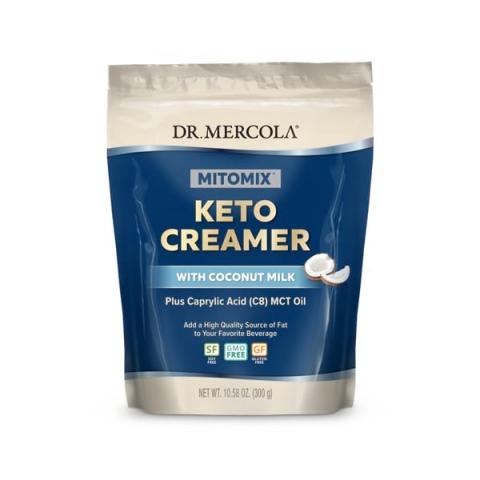 Dr. Mercola Keto Creamer med kokosmjölk