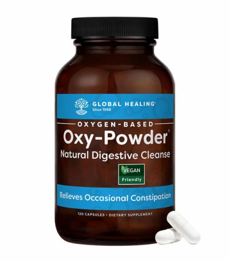 Oxy powder 120 kapslar