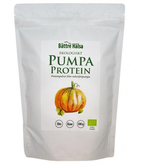 pumpa protein