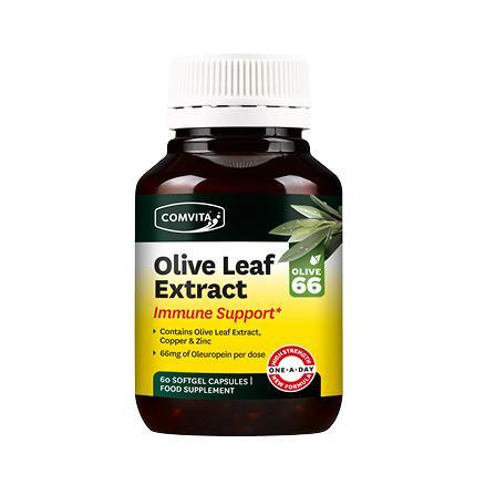 Olivbladsextrakt kapslar