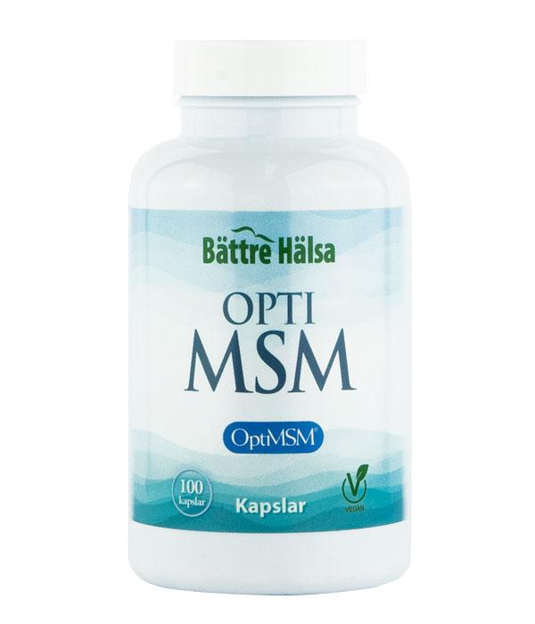 OptiMSM Capsules