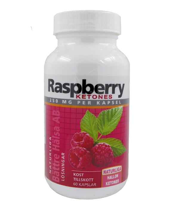 raspberry ketone biverkningar