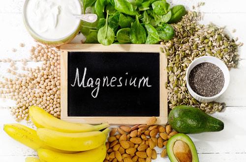 hur får man i sig magnesium